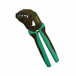Pro skit Cp 372fd27 Crimpro Crimper With Insulated Terminal Die Size 22 8 Awg