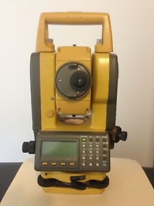 Topcon Gts 105n 5 Total Station Fully Tested And Calibrated Survey Construction