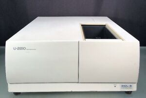 Hitachi Digilab U 2810 Spectrophotometer