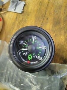 Stewart Warner Trans Oil Temp Gauge 469af1