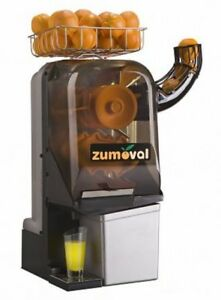 Commercial Citrus Juicer Zumoval Minimax New