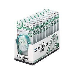 Tombow Pencil Correction Tape Mono Yx For Cartridge Yr4 4 2mm Width X 12m G