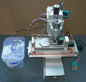 220v 2 2kw Cnc 6040 5 Axis Table Column Type Engraving Machine Router A B Axis