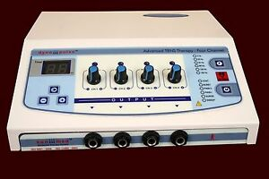 New Chiropractic Electrotherapy Painfree Healthcare Equipment Ito54