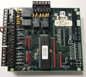 Keri Systems Sb 293 Expansion Board For Pxl250 Tiger Access Control