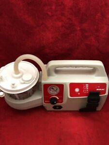 Sscor Inc 2310v Vacuum Regulator Aspirator Suction Pump W canister See Listing