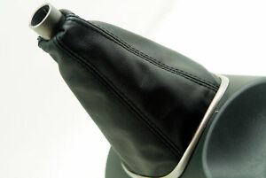 Manual Shift Boot Type S R Real Leather Acura Rsx For 02 06 Black