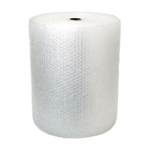 Bubble Roll 72 X 3 16 X 750 Small Bubble Cushioning Wrap local Pick Up Only