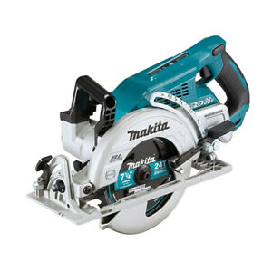 Makita Drs780z Cordless Rear Handle Brushless Circular Saw body Only bare Tool