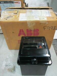 Abb Over Voltage Relay Style 1875510 A Type Cv4 120v 60 Hz nib