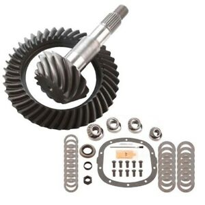 Richmond Excel 4 10 Ring And Pinion Master Install Kit Gm 7 625 10 Bolt Thick