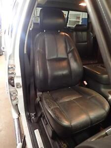 08 Sierra Denali Right Front Leather Seat Heated W o Headrest Black 19i