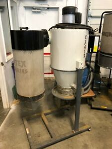 Craftex Cx412 2 Hp Cyclone Dust Collector