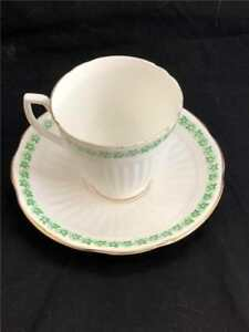 Royal Stuart Tea Cup And Saucer Bone China