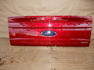 2017 2018 Ford F250 F350 Super Duty Tailgate Used Shell Only Oem