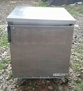 Beverage air Wtr27a 7 3 Cuft 27 Wide One Section Work top Refrigerator