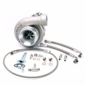 Kinugawa Sts Ball Bearing Turbo 4 Gt3076r 63 In Out V Band Stainless Turbine