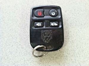 2000 2002 Jaguar S type Key Fob Oem Part
