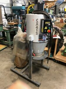 Craftex 2 Hp Cyclone Dust Collector Cx412