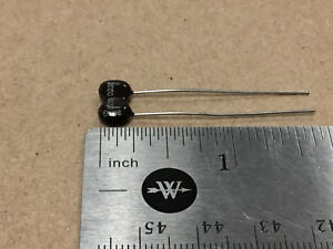 1 Pc Sangamo 10180331 022 Mica Dielectric Fixed Capacitor