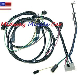 Engine Wiring Harness 62 63 64 Chevy Chevrolet Corvair Monza Spyder Turbo