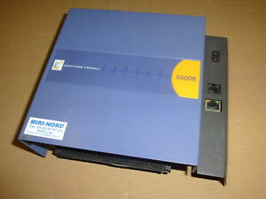 Eurotherm Chessell 5000b Data Acquisition 6 Channel Recorder Datalogger 2 2