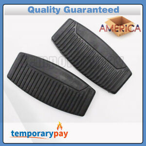 Oem New Brake Pedal Pad Cover For 73 17 Ford W At 98 08 Lincoln 97 10 Mercury