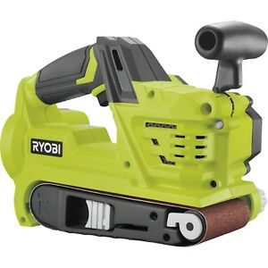 Ryobi ONE+ BELT SANDER r18bs-0 18V Lock-On Button Skin Only *Japanese Brand