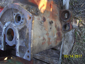 Vintage Allis Chalmers D 15 Gas Tractor engine Block Am 5247