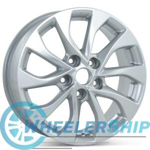 New 16 Alloy Replacement Wheel For Nissan Sentra 2016 2017 2018 2019 Rim 62756