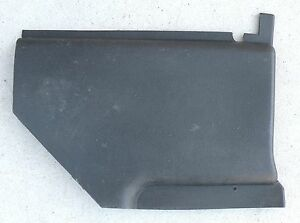 Thunderbird Side Plastic Kick Panel Trim Driver Rh Right Side 1961 1963 Ford Oem