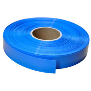 Blue Pvc Heat Shrink Tubing Wrap Rc Battery Pack 7mm 480mm Lipo Nimh Nicd