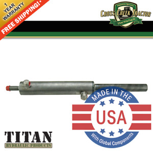 E3nn3a540ba New Power Steering Cylinder For Ford Tractors 5110 5610 5610s