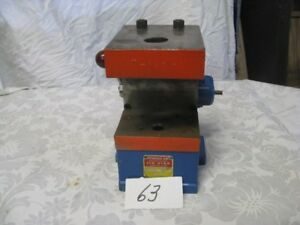 Powered Air Double Acting Jig Vise american Drillbushing Co Madel Ab3