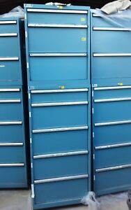 Lista 8 drawer Tool Cabinet Used Great Working Condition