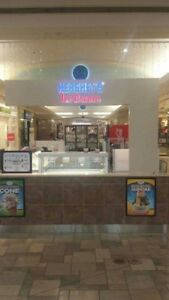 Mall Icecream food Kiosk 10 X 15 Excellent Condition