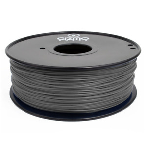 Gizmo Dorks 1 75mm Pla Filament 1kg 2 2lb For 3d Printers Grey