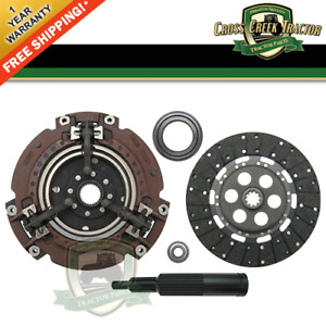 Ckmf02 New Clutch Kit For Massey Ferguson Tractors 230 235 245 255 265 231