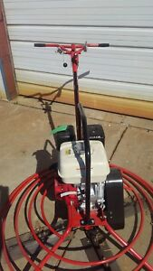New Allen Engineering 46 Vp446 Concrete Power Trowel W Quick Pitch