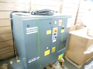 Atlas copo Model Gx5 ff Air compressor