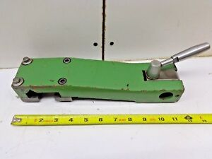 Lathe Dead Mans Clamp For Taper Attachment Stk 17146