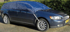 Water Resistant Estate Car Top Half Frost Windscreen Roof Cover