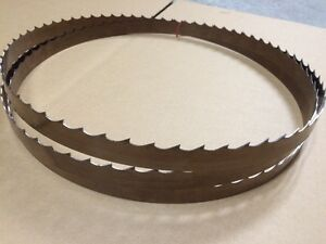 Qty 1 Wood Mizer Silvertip Band Saw Blade 13 9 165 x1 1 4 x042x7 8 10