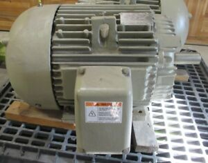 General Electric 30hp Extra Severe Duty Ac Motor 5ks326saa308d1