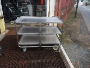 Jamco Stainless Steel Cart