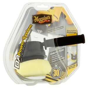 Meguiar's  G3500 DAPower System Tool Drill Activated Dual Action Polisher