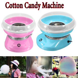 Electric Cotton Candy Machine Floss Carnival Commercial Maker Party Diy