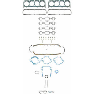 Fel pro 260 1008 Engine Kit Full Gasket Set Olds Oldsmobile 330 350 400 425 455