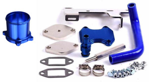 Egr And Throttle Valve Delete Kit 13 18 6 7 Cummins Pickup 2500 3500