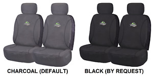 Pair 18oz Waterproof Cotton Canvas Seat Covers For Mg Mga Rwd Coupe